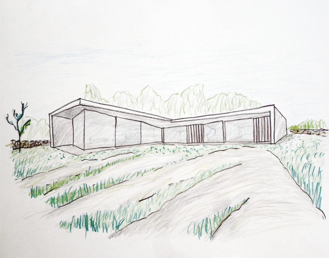 Utopia maison minimaliste for Maison minimaliste