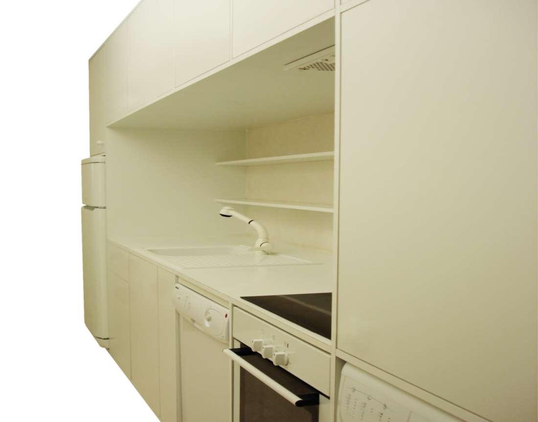 Utopia mueble para cocina for Mueble pared cocina