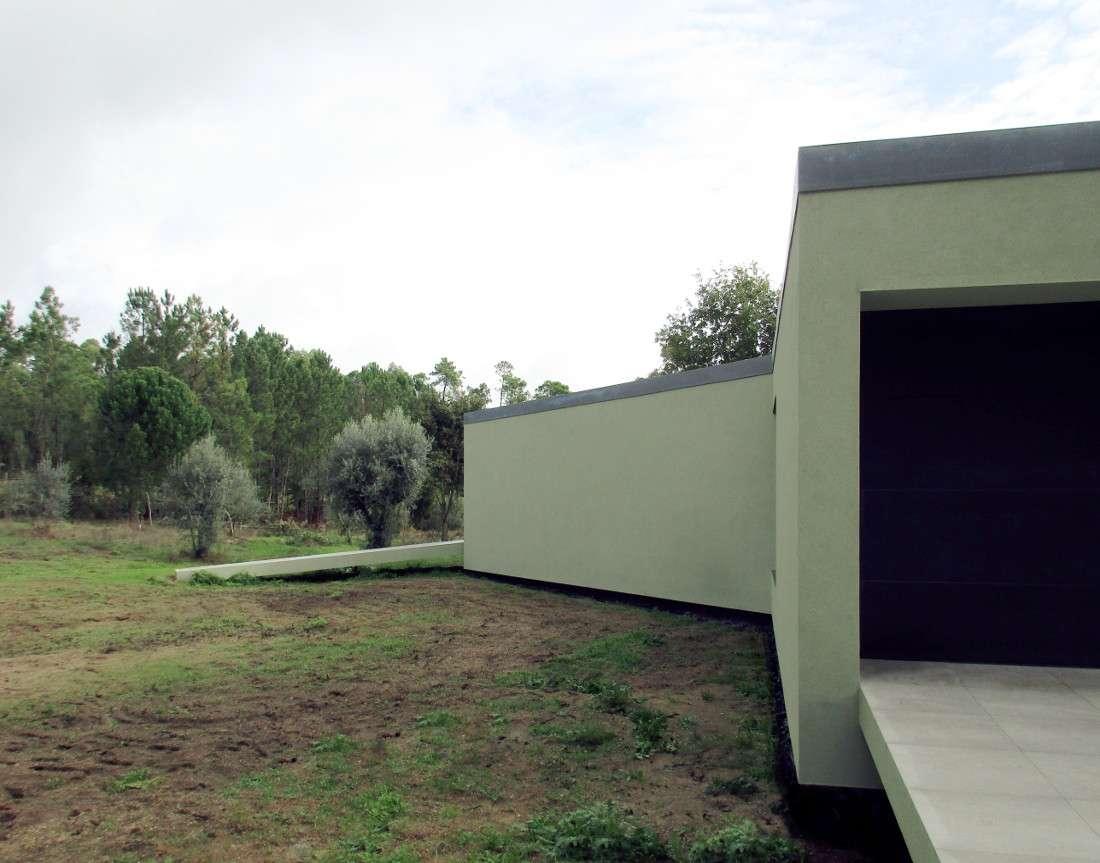 solar passive bioclimatic house