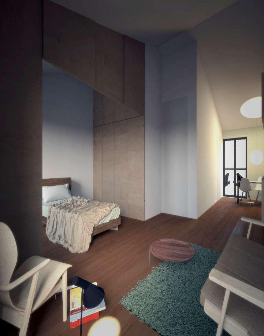 Housing Architecture project in Porto historical centre
