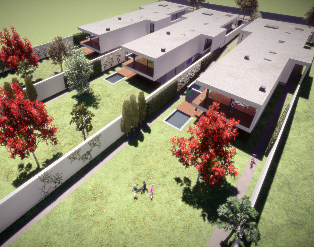 Ecologic Residential Allotment in Portugal