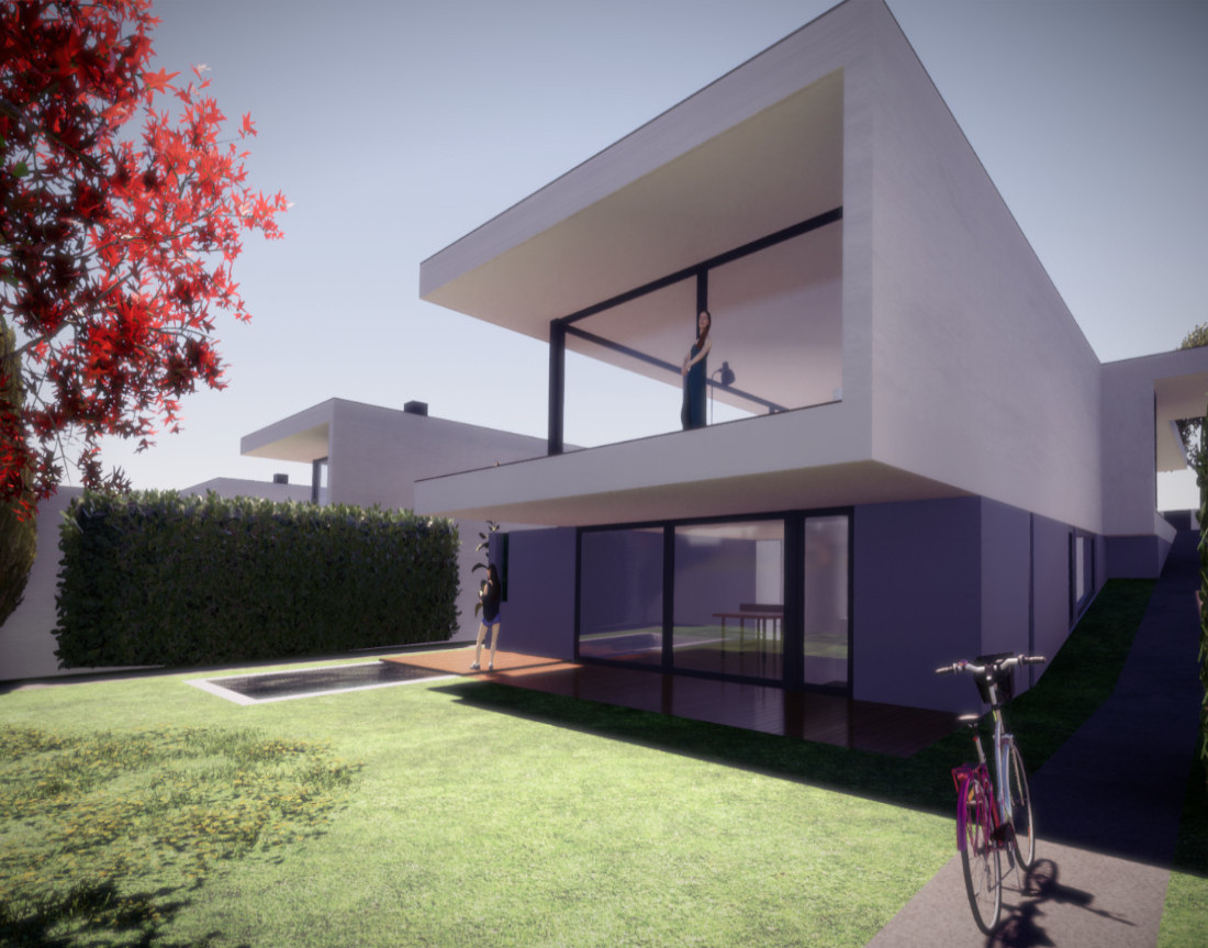 Ecological House - Residential Allotment in Portugal