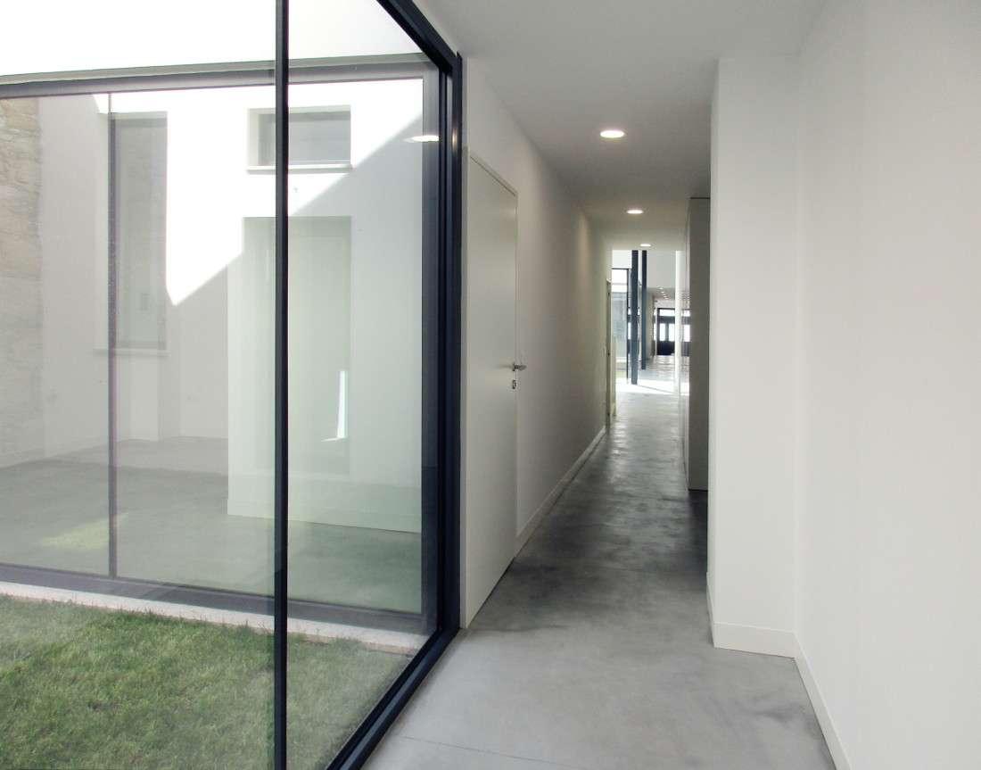 Loft House patio