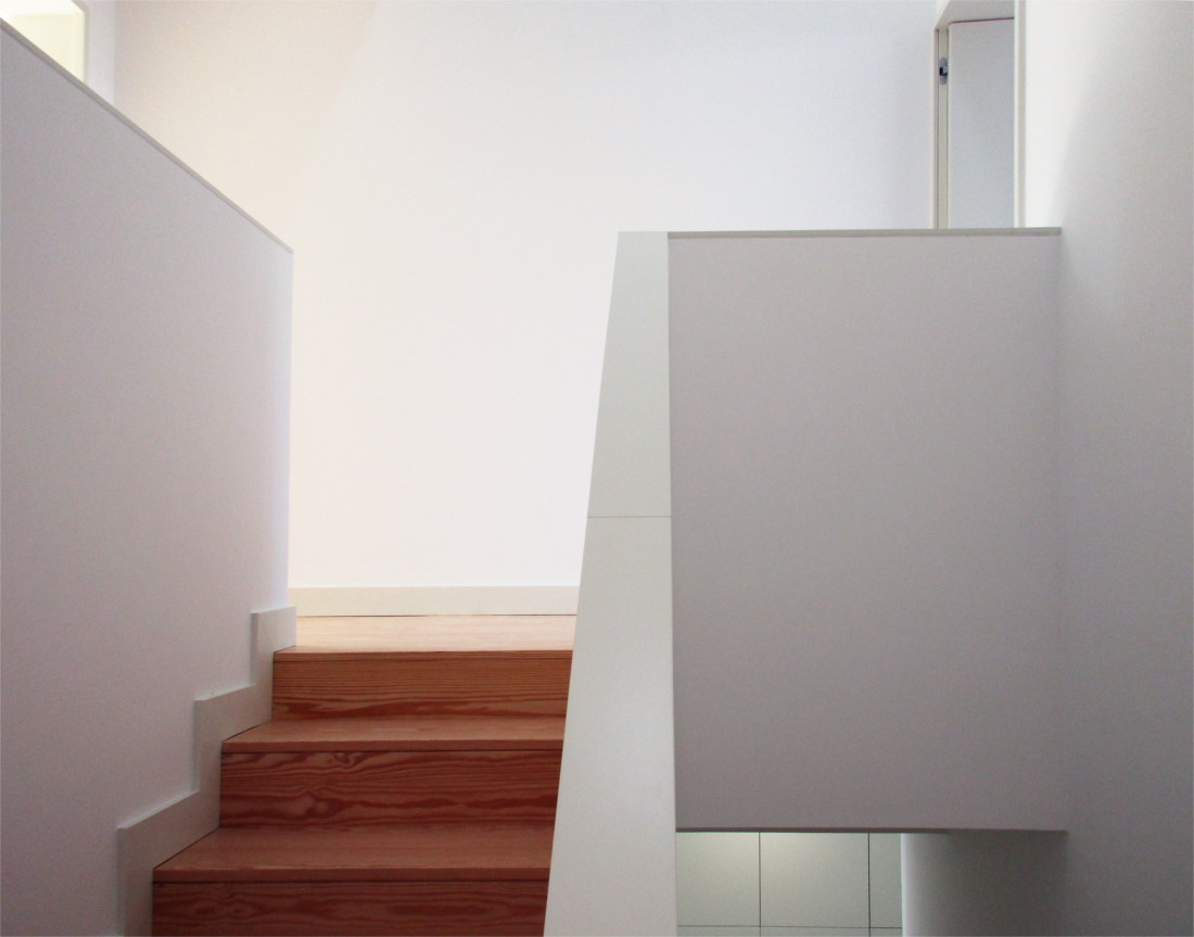 Loft house stairs