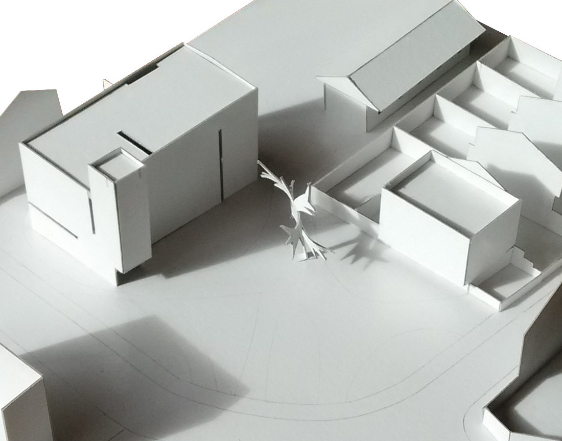 Church and Parish Centre - Architect