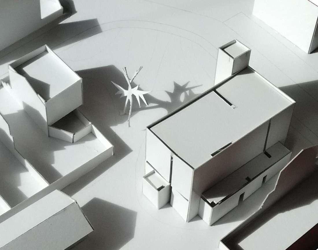 Church and Parish Centre - Architecture project