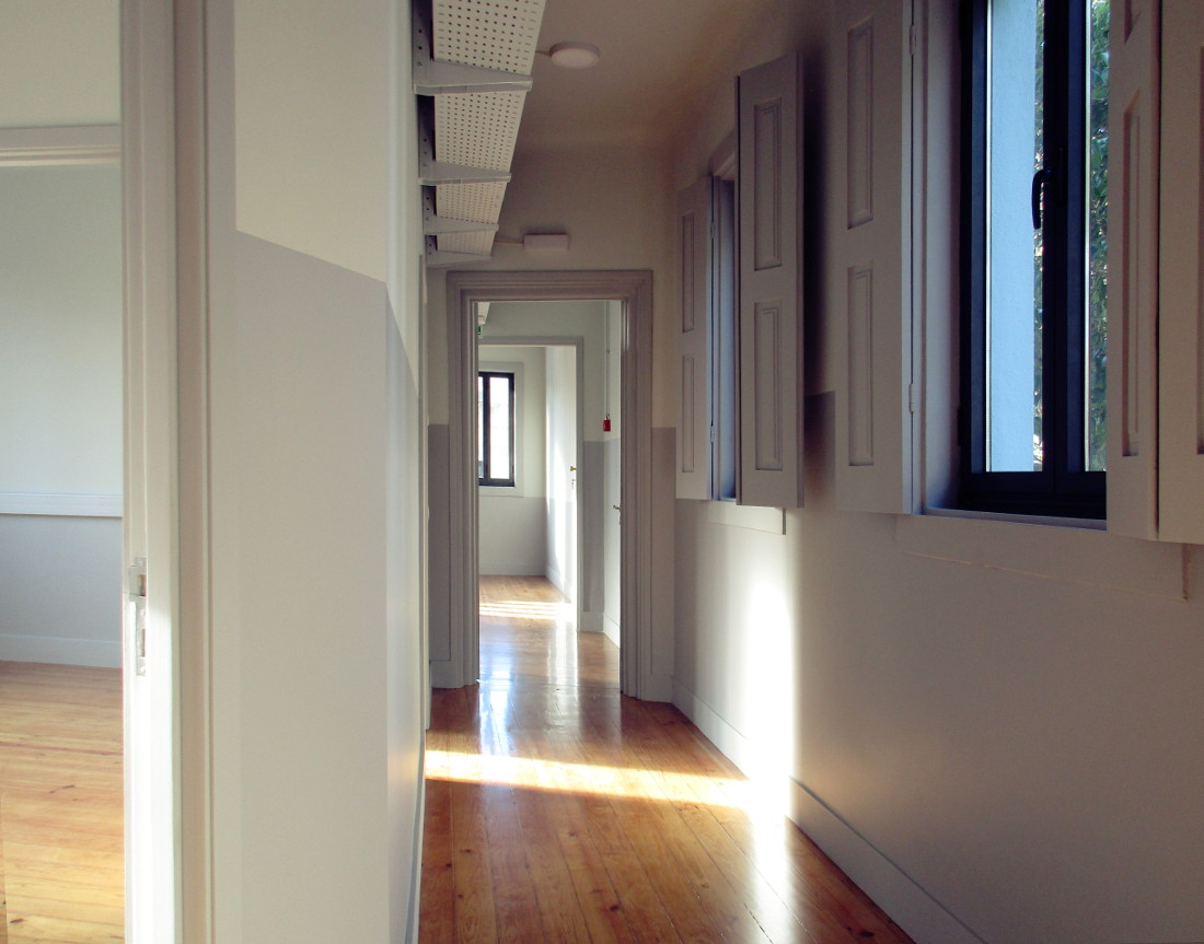Historic Building Rehabilitation - Classic and modern architecture