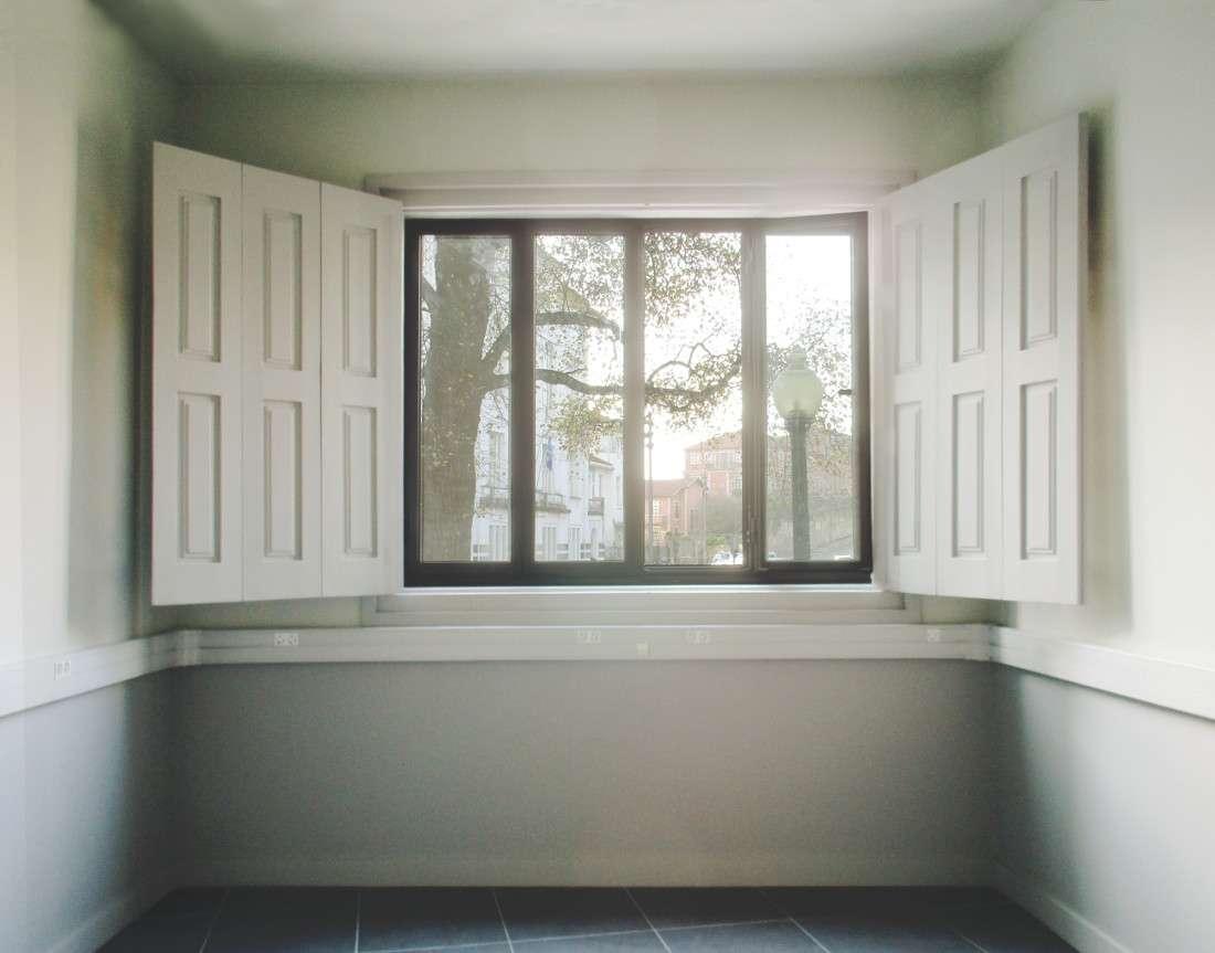 Historic Building Rehabilitation - Classic Window