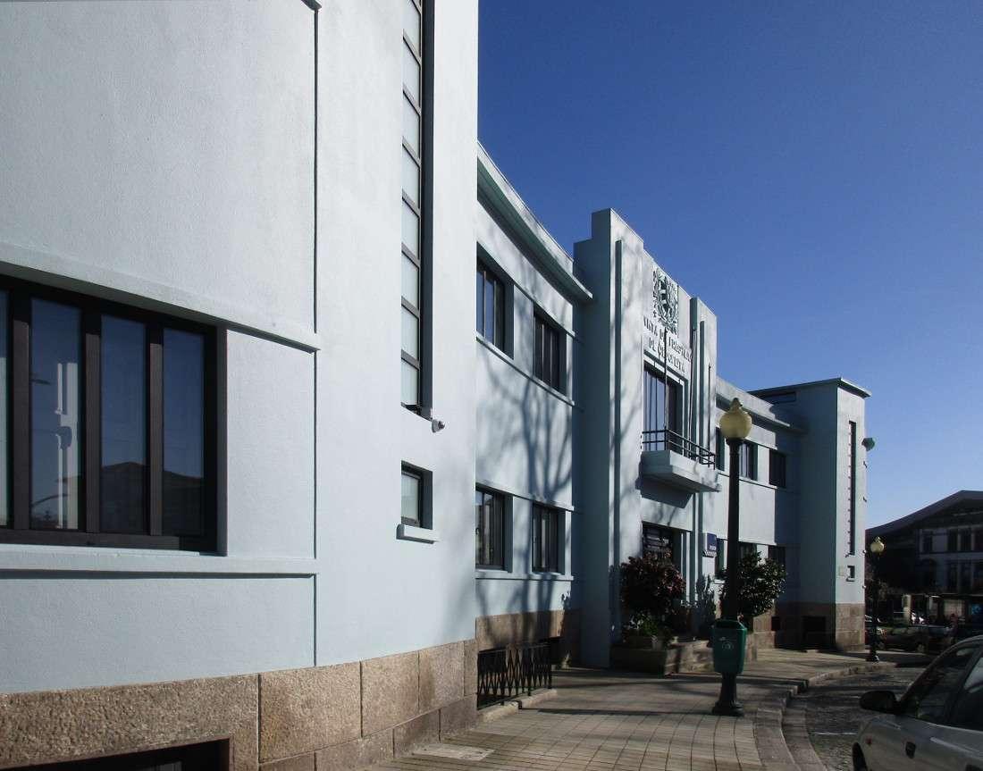 Historic Building Rehabilitation Facade