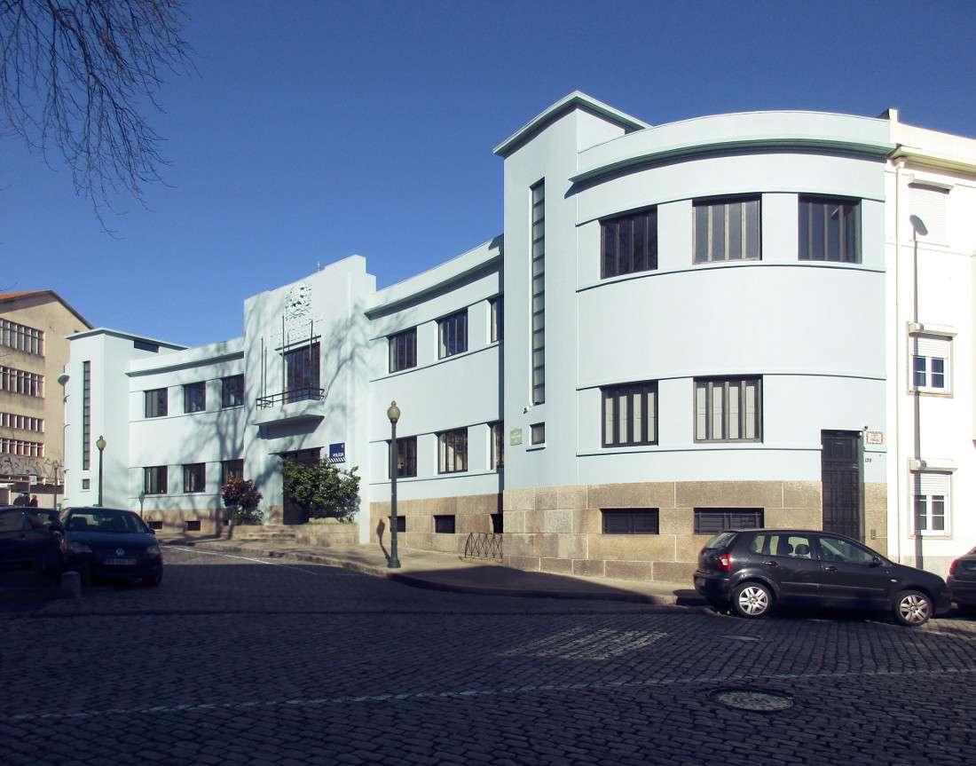 Historic Building Rehabilitation in Porto
